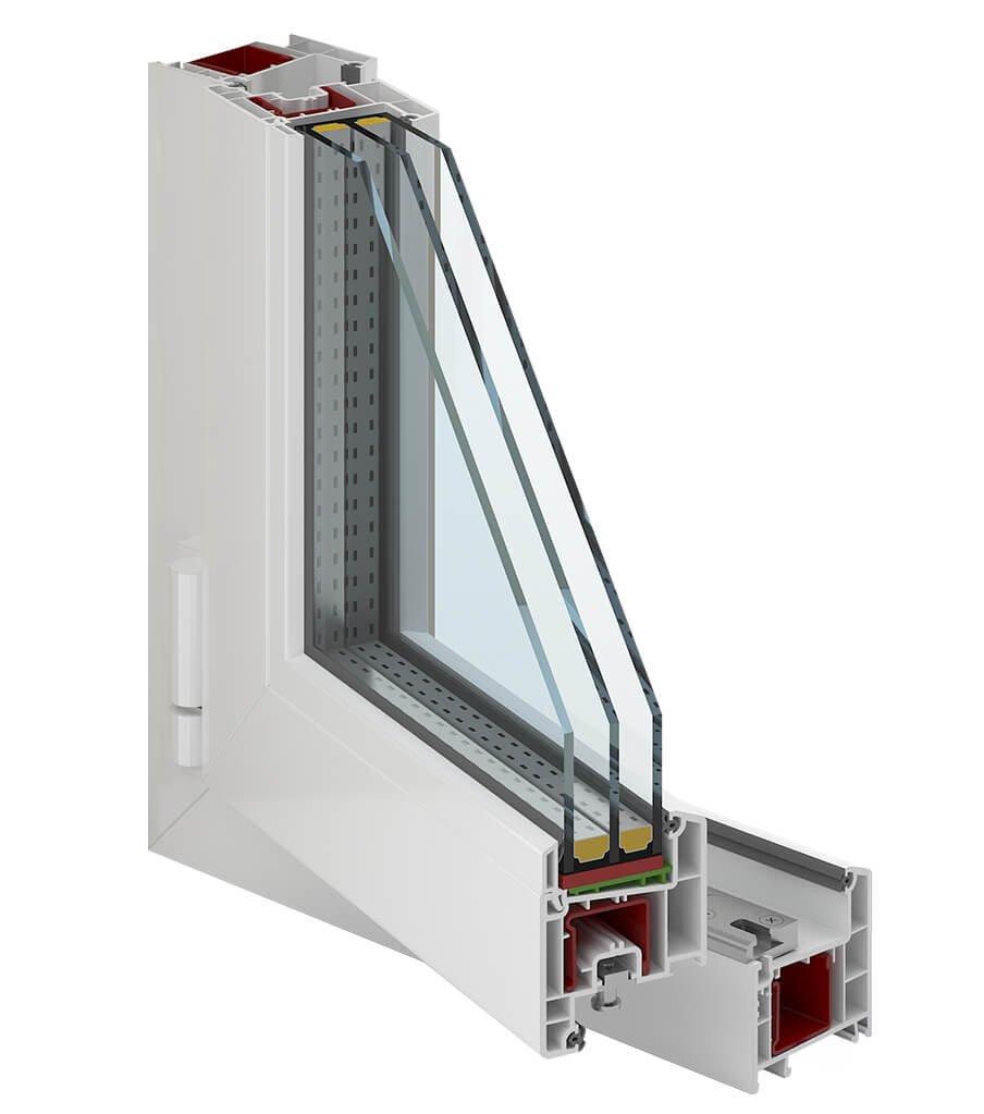остекление балконов оконные системы