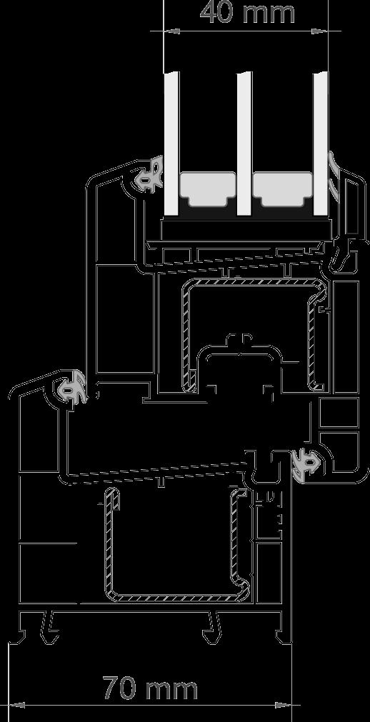 PREMIUM™ 60 глубина 70 мм