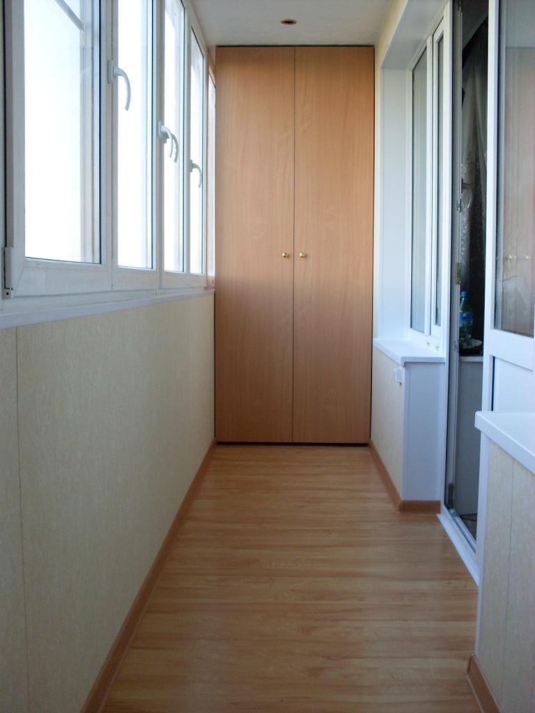 Шкафы на балкон под заказ московскии.