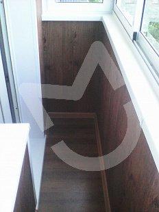 Отделка балконов и лоджий 7