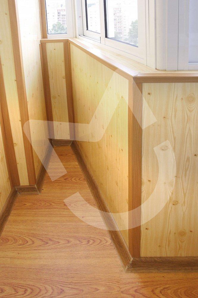 Отделка балконов и лоджий 3