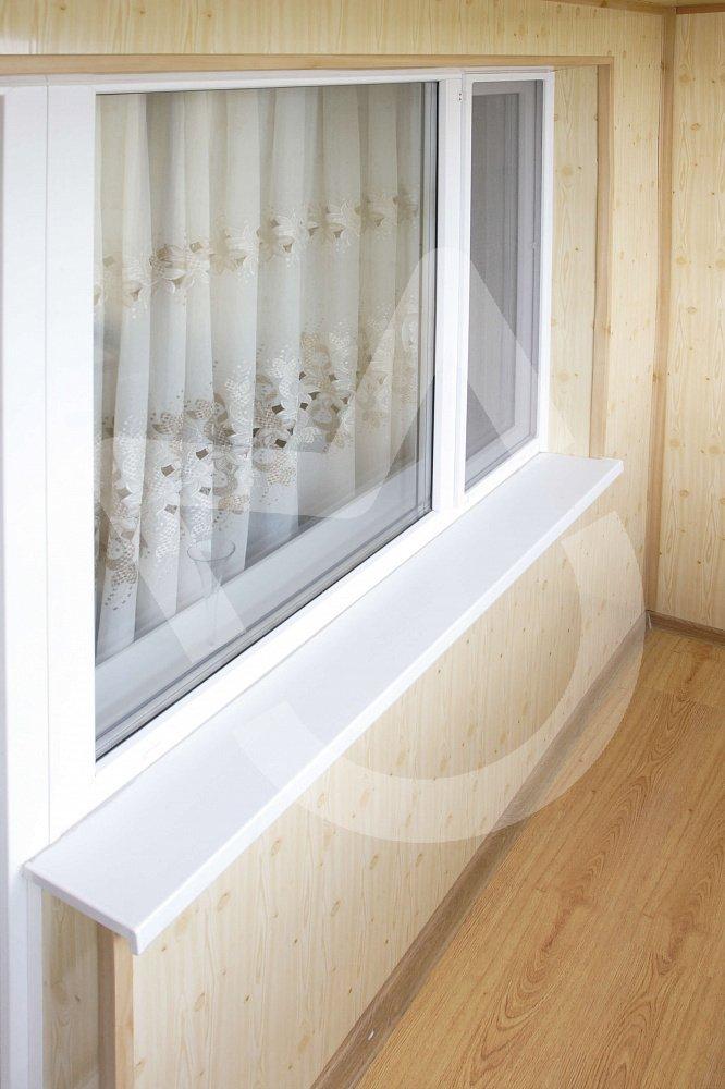 Отделка балконов и лоджий 1