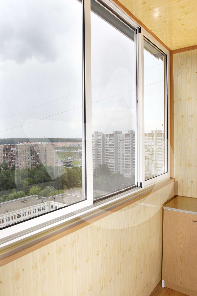 Отделка балконов и лоджий 6